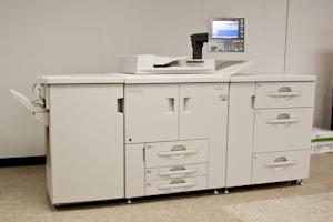 high speed digital printing