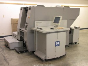 Ryobi 3404 Di offset printer