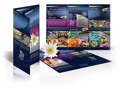 brochure printing by Oak Hill